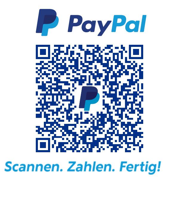 PayPal QR-Code